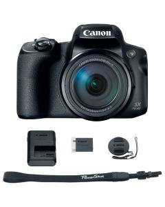 Canon SX70 HS Camera Package