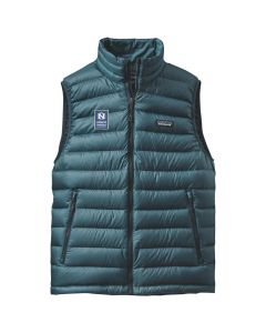 Nat Hab Men's Down Adventure Vest